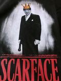 'Scarface' T-Shirt (Black) *420 Exclusive*