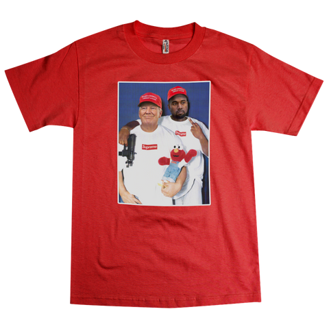 'Trump-Ye' T-Shirt (Red)