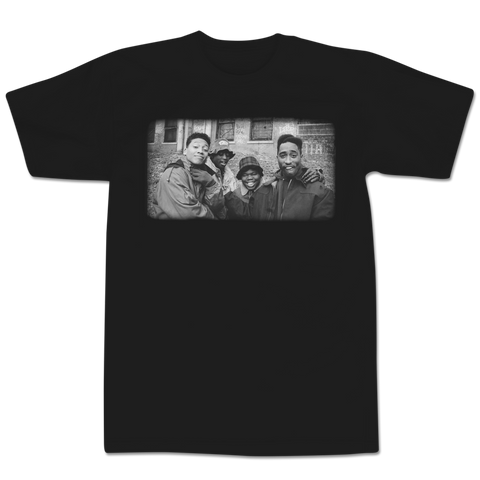 'Wrecking Crew' T-Shirt (Black)