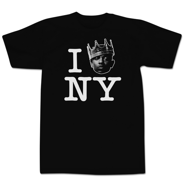 'King of New York' T-Shirt (Black)