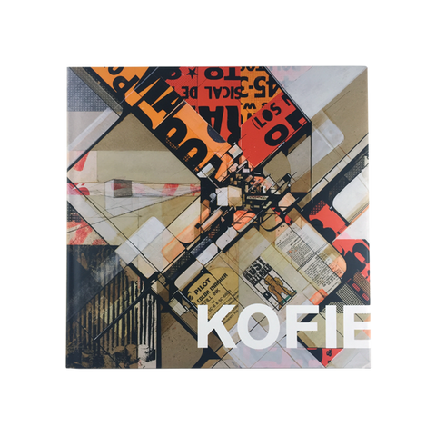 'Kofie' Keep Drafting HardCover (Book)