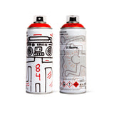 'Keith Haring Special Edition' *Vivid Red* (Spray Can)