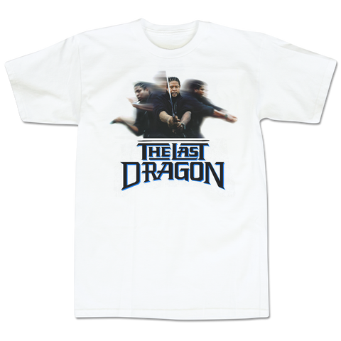 'Last Dragon' T-Shirt (White)