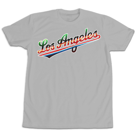 'Los Angeles' T-Shirt (Grey)