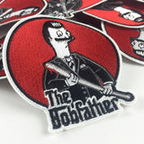 'The Bobfather' Embroidered Patch - Lil Bullies   - 3
