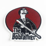 'The Bobfather' Embroidered Patch - Lil Bullies   - 8
