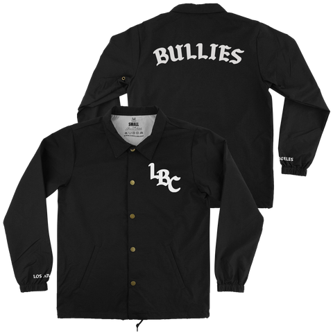'LBC Coaches Jacket' (Black)
