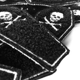 'Chenille Coffin' Embroidered Patch - Lil Bullies   - 4