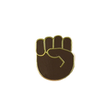 'Power To The People' (Lapel Pin)