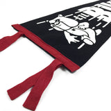 'Club Mascot' Oxford x Bullies Pennant