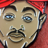 'All Eyez On Me' Lapel Pin