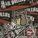 'Official Club' Sticker (Pack I) 7pcs