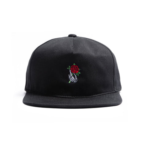 'Long Stem' Snapback (Hat)