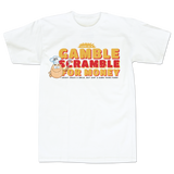 'Scramble' T-Shirt (White)