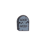 'Good Grief' Lapel (Pin)