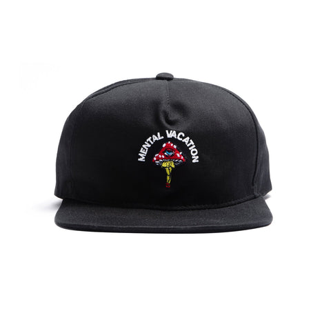 'Mental Vacation' Snapback (Hat)