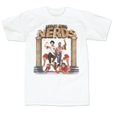 'Revenge Of The N.E.R.D.' T-Shirt (White)