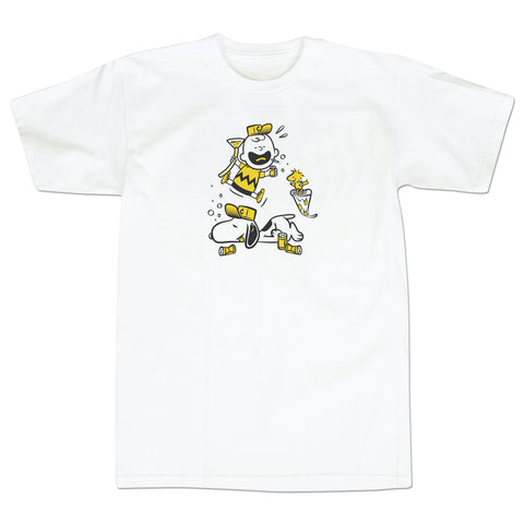 'Party Crew' T-Shirt (White)