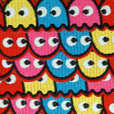 'Pac-Man Ghosts' Embroidered (Patch)
