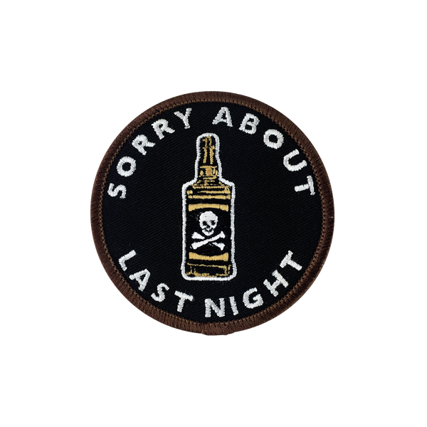 'Sorry About Last Night' (Patch)