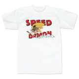 'Speed Demon' T-Shirt (White)