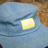 'Denim'  5-Panel Hat
