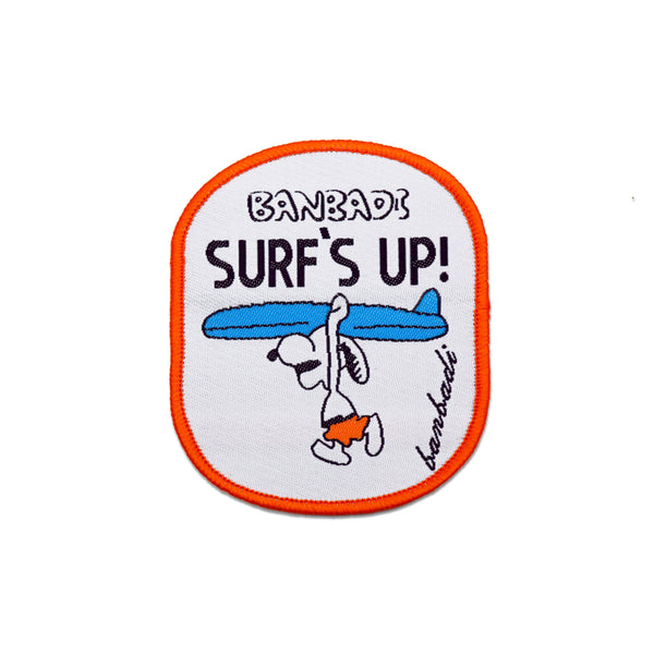 'Surfs Up' Patch