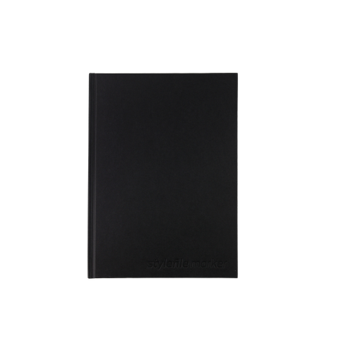 'Stylefile Blank Sketchbook' Portrait HardCover (Book)