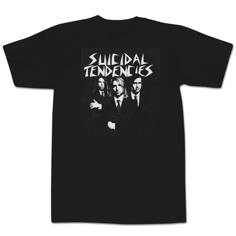 'Suicidal' T-Shirt (Black)