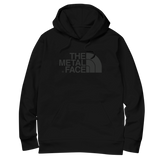 'The Metal Face' Hoodie (Black)