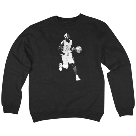 'Kobe Villain' Edition Crewneck Sweatshirt (Black)