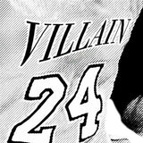 'Kobe Villain' T-Shirt (White)