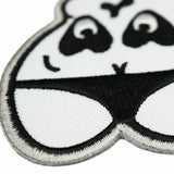 'Panty Skull' Embroidered (Patch)