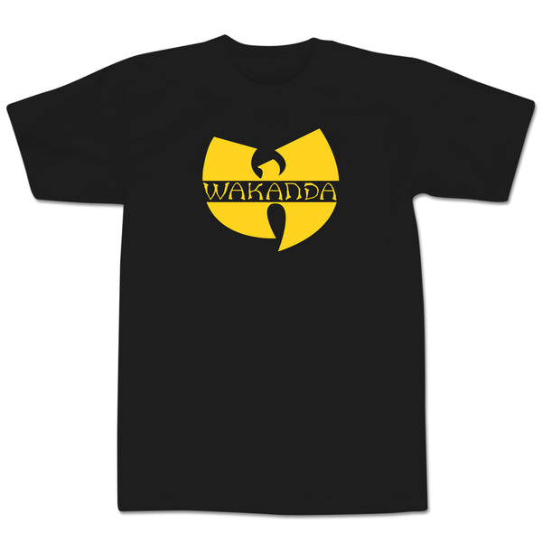 'Wakanda' T-Shirt (Black)