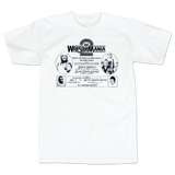 'Main Event' T-Shirt (White)