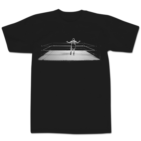 'The Giant' T-Shirt (Black)