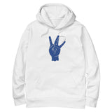'West Up' Hoodie (White)