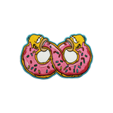 'Infinite Donut' Embroidered (Patch)