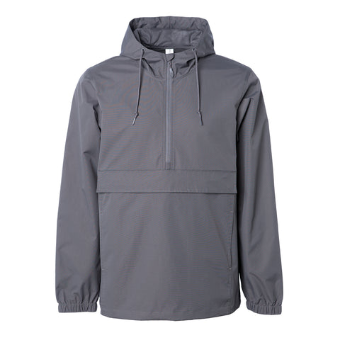 'Essentials Anorak Jacket' (Graphite)