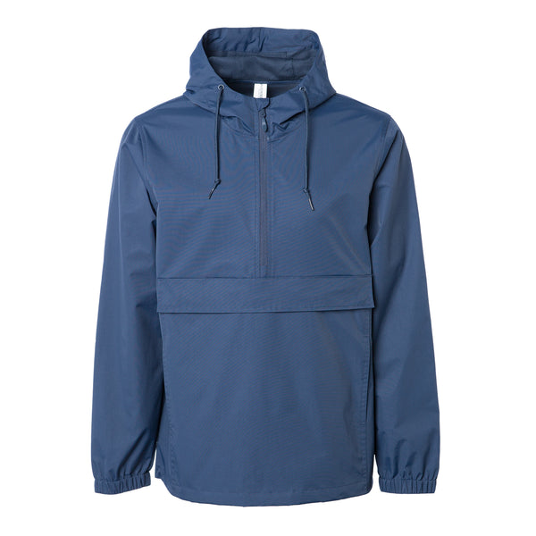 'Essentials Anorak Jacket' (Navy)