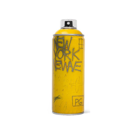 'Jean-Michel Basquiat Special Edition' *El Dorado* (Spray Can)