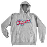 'Roach Clippers' Hoodie (Heather Grey)