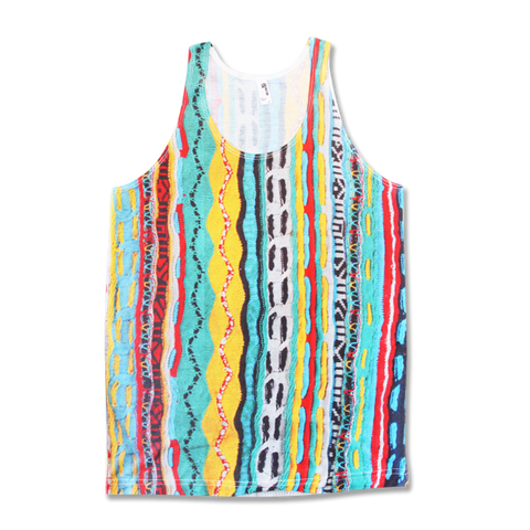 'DigitalCoogi' Tank-Top (All-Over)