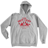 'That Shit Cray' Hoodie (Heather Grey)