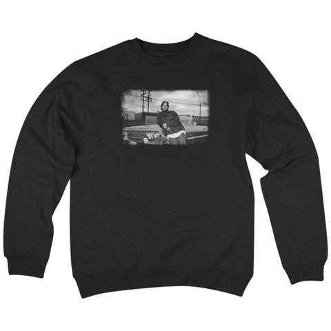 'Doughboy' Crewneck Sweatshirt (Black)