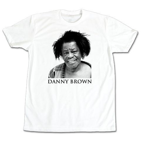 'Mr. Browns' T-Shirt (White)