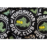'Fukushima Surf Club' Embroidered (Patch) *Nuclear Version*