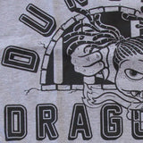 'Dungeon Dragon's' T-Shirt (Heather Grey)