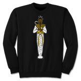 'Ol-Siris' Crewneck Sweatshirt (Black)