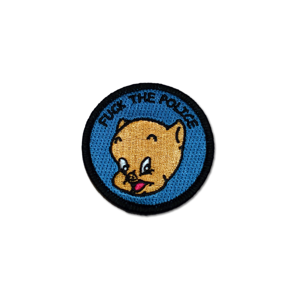 'F.T.P.' Embroidered (Patch)